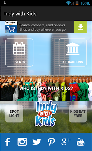 Indy with Kids App (APK) scaricare gratis per Android/PC/Windows screenshot