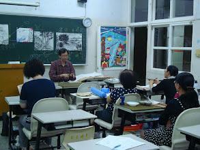 Photo: 20111017頭份(一)山水有情—中國山水畫初探004