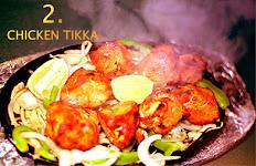 2. Tandoori Tikka