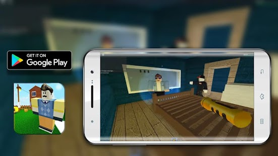 guide for Roblox Hello Neighbor Alpha Unblocked - náhled