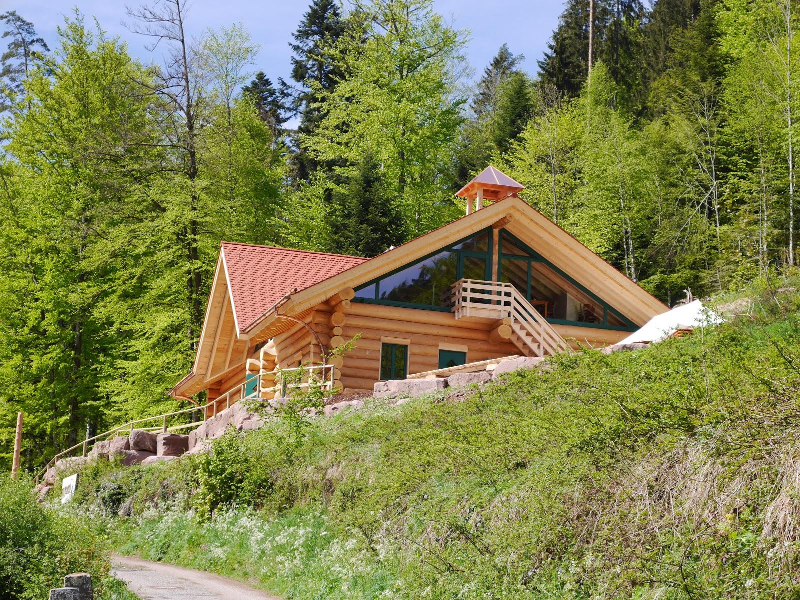 Wanderhütten im Schwarzwald