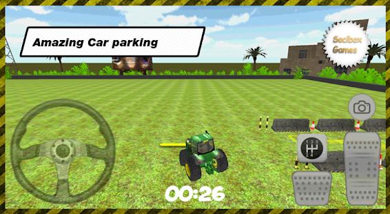 3D-Tractor-Car-Parking 14