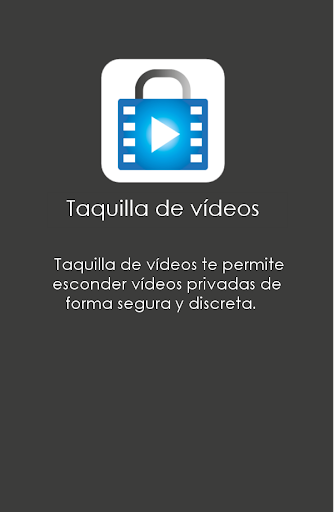 Taquilla de vídeos screenshot 8