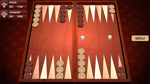 Backgammon Mate
