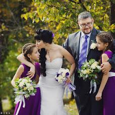 Wedding photographer Elena Zayceva (Zaychikovna). Photo of 09.10.2014