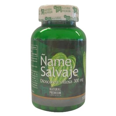 Name Salvaje 300G 60Capsulas Natural Premium Natural Premium