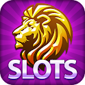 Golden Lion Slots™-Free Casino icon