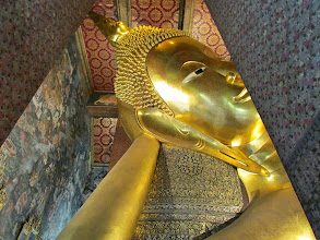 Photo: Temple of the Reclining Buddha