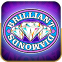 Brilliant Diamond Slot Machine icon