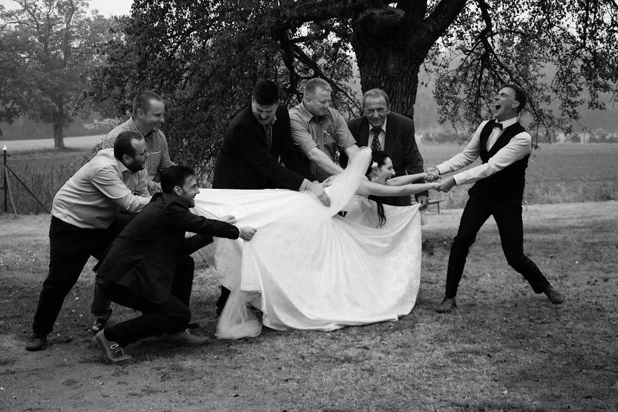 Fotografo di matrimoni Marek Singr (fotosingr). Foto del 15.09.2018
