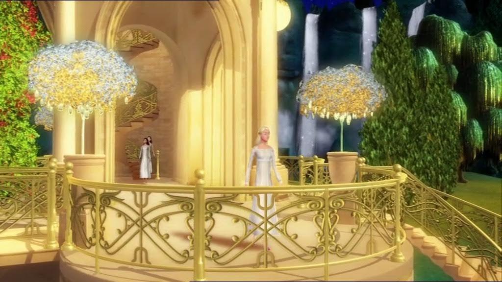 Barbie S Twelve Dancing Princesses Film Review Fairy Tale Central