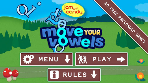 Move Your Vowels 2.0|玩休閒App免費|玩APPs