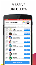 Unfollowers PRO for Instagram 1 2 7 latest apk download for