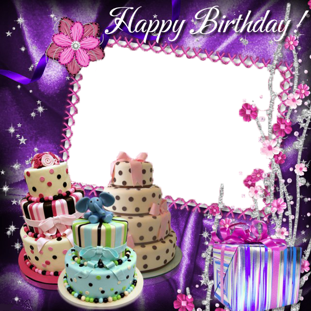 Birthdays Photo Frame Cards Android Apps on Google Play