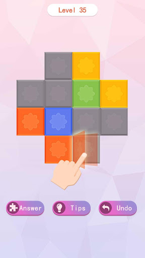 Flippuz - Creative Flip Blocks Puzzle Game ss2