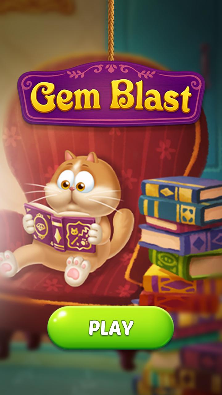 Gem Blast: Magic Match Puzzle Screenshot 3