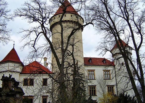 Castelo de Konopiste