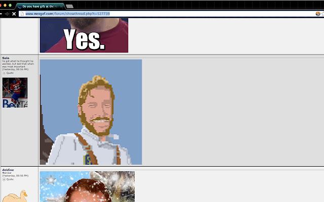 NeoGAF Meme Viewer