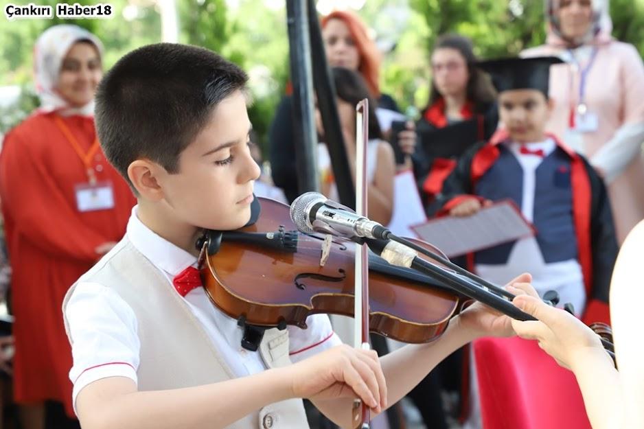 Fatih Sultan Mehmet Çocuk Akademisi,Çankırı Belediyesi,Çankırı Belediye Başkanı İsmail Hakkı Esen,Başkan Yardımcısı İhsan Bostan,
