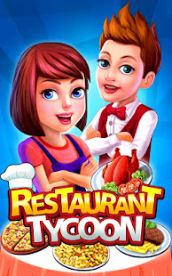 Game Restaurant Tycoon : cooking game❤️🍕⏰ APK for Windows Phone