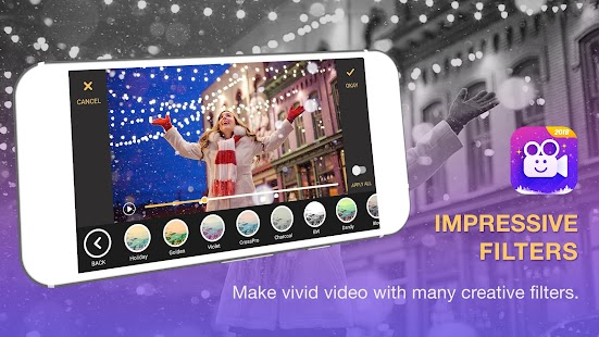 Video Editor With Music And Effects & Video Maker - náhled