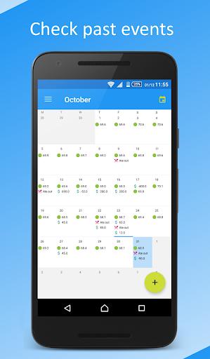 Trackendar - Calendar Tracker