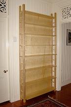 Photo: Book Shelves - Silver Ash Paul Herd