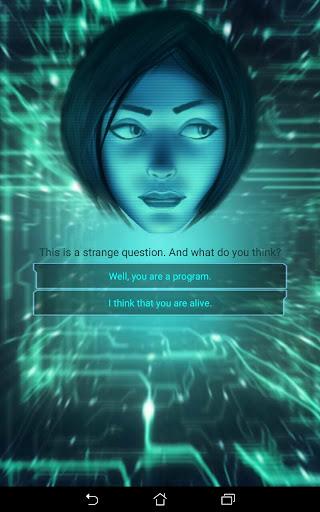 人工知能:チャット
