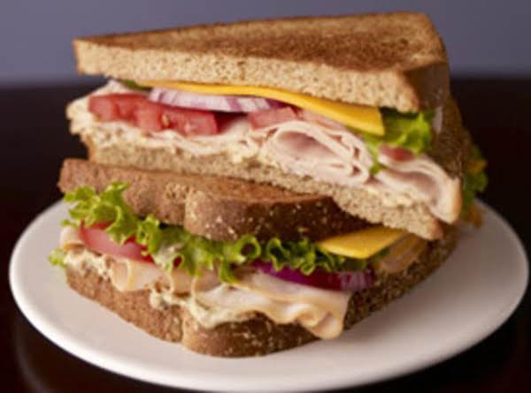 Packed Picnic Basket Turkey Sammie Recipe