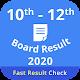10th 12th Board Result,All Board Result 2020 Download for PC Windows 10/8/7