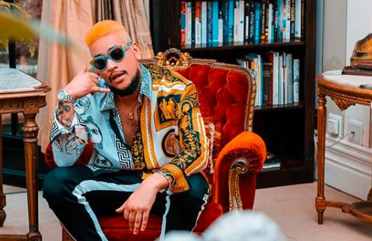 AKA's music video for Fela in Versace is lit.