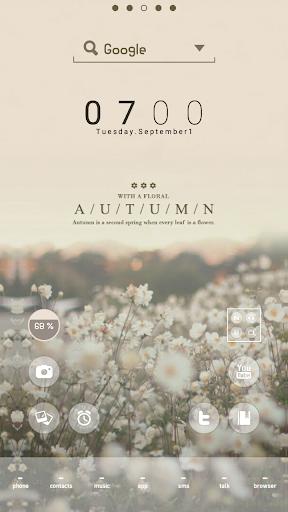Autumnドドルランチャのテーマ