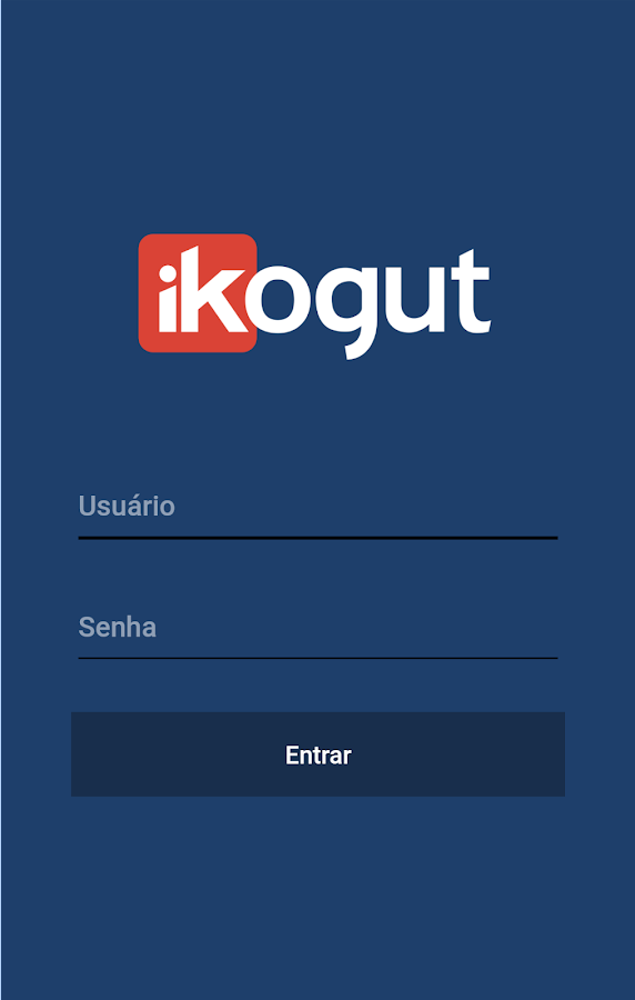 iKogut: captura de tela