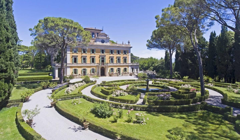 Villa with garden and terrace Perugia