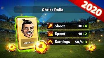 Merge Puppet Soccer: Headball Merger Puppet Soccer