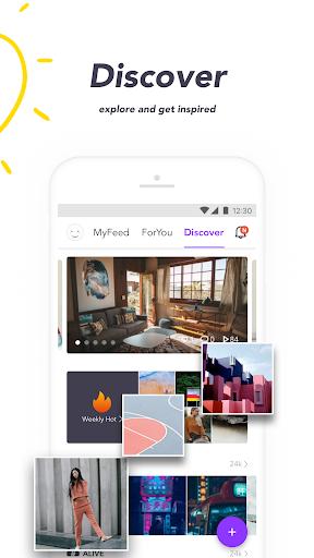 Movie Maker for YouTube & Instagram 5.0.0.1 screenshots 2