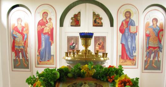 Преображение Господне в Вологодском приходе