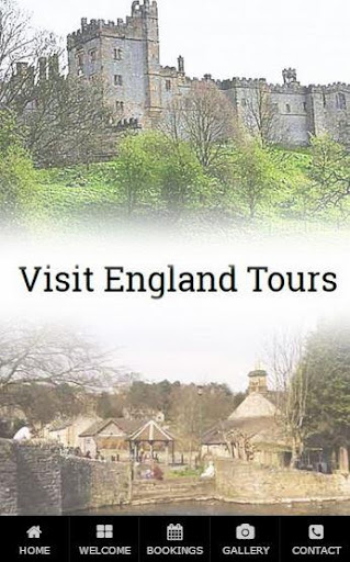 Visit England Tours