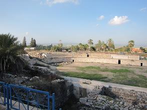Photo: The ampitheater