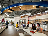 Google's North America Office in Cambridge, MA, United States.