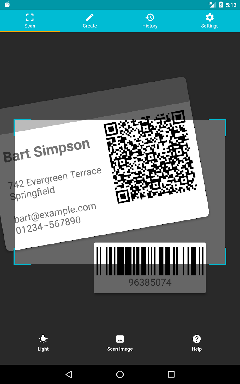 QR & Barcode Scanner (Pro) Screenshot 16