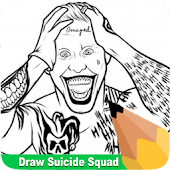 How To Draw Suicide