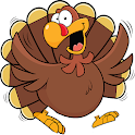 Thanksgiving Turkey Run Free! icon