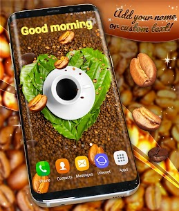 Coffee Live Wallpaper ☕ Beans HD Wallpapers 4