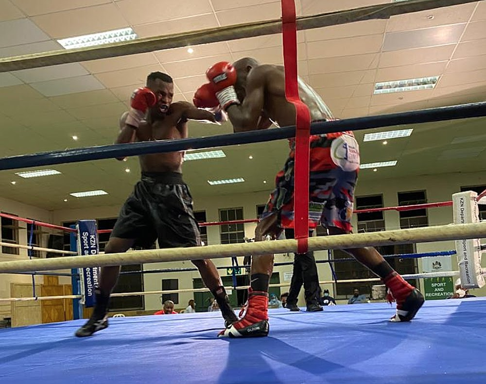 Bopape, Mhlongo braced for war in rematch