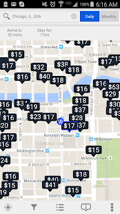 Chicago Parking Map (PILMC)- screenshot thumbnail