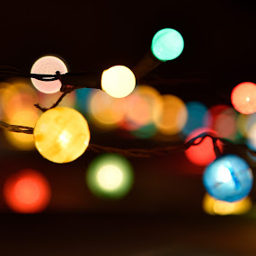 Diwali lights 2016 by Vijay Singh Chandel - Abstract Patterns ( lights, diwali, colors, artistic, india )