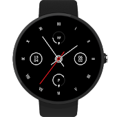 Flawless Analog Watch Face FWF