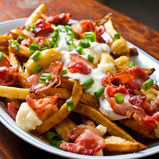 The Works Poutine.
