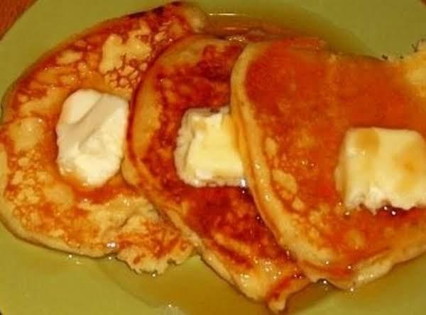 Buttermilk Pancakes Recipe